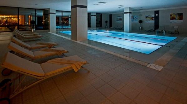Anemon Otel Eskişehir kapalı havuz
