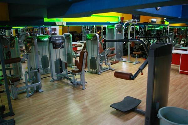 Esfit Spor Salonu Eskişehir
