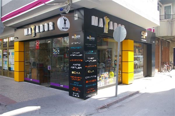 Matador Sporcu Gıdaları Eskişehir