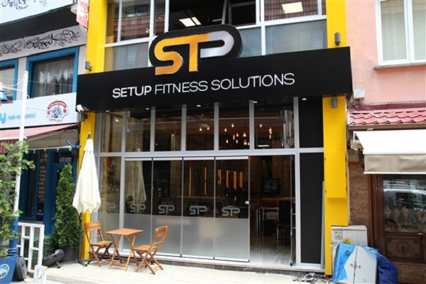 Setup Fitness Solutions