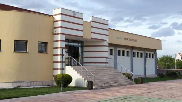 Anadolu Üniversitesi Spor Salonu