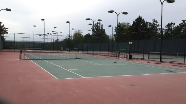 Anadolu Üniversitesi Tenis Kortları