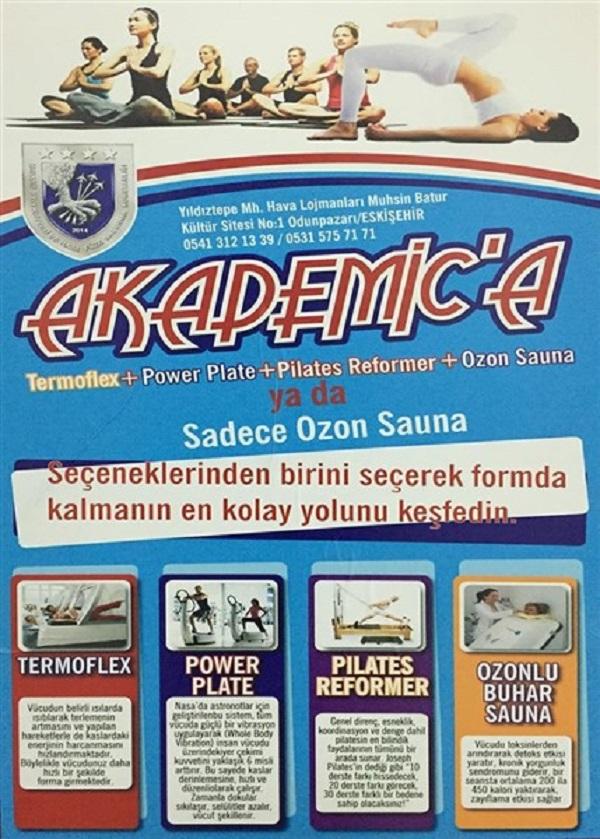 Akademic'a Spor Salou Eskişehir
