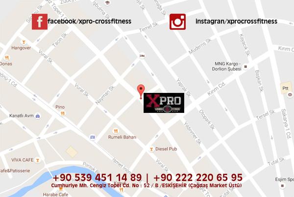 Xpor Cross Fitness Eskişehir