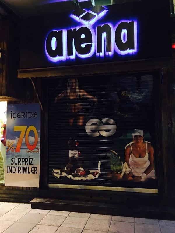 Arena Enes Spor Mağazası Eskişehir