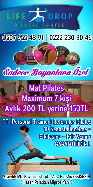 Eskişehir Life Drop Pilates
