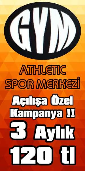 Eskişehir Athletic Gym