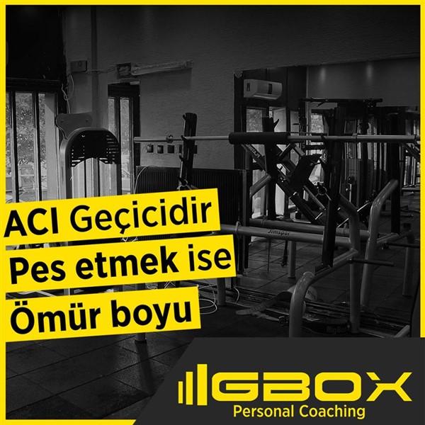 Gym Box Eskişehir