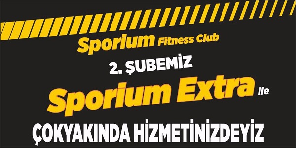 Sporium Extra Eskişehir