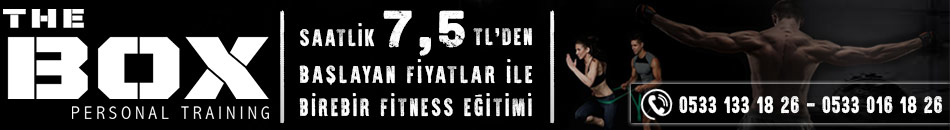 Eskişehir The Box Personal Training