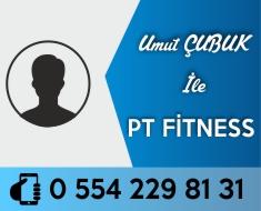 Umut Çubuk PT Fitness