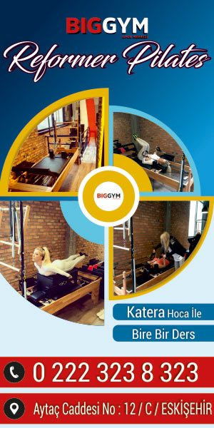 Big Gym Reformer Pilates Eskişehir