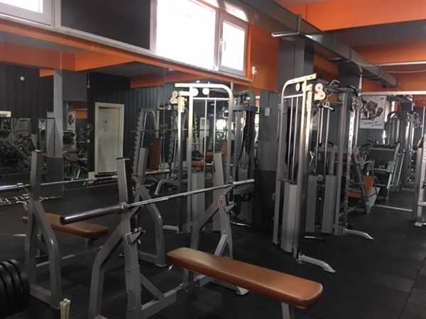 Fit Up Fitness Eskişehir
