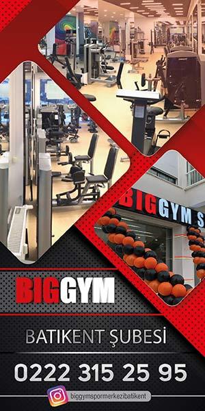 BigGym Batıkent Spor Merkezi