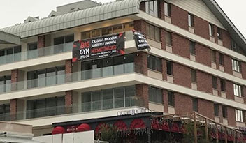 Big Gym Studio Eskişehir