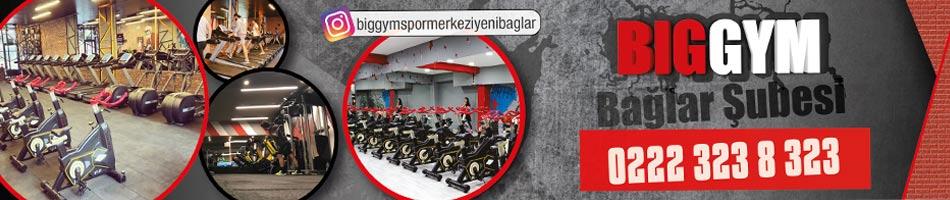 Big Gym Yenibağlar Eskişehir