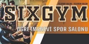 Six Gym Öğretmenevi Spor Salonu